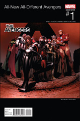 All-New, All-Different Avengers #1 Hip Hop Variant