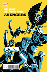 All-New, All-Different Avengers #5 Michael Cho Variant